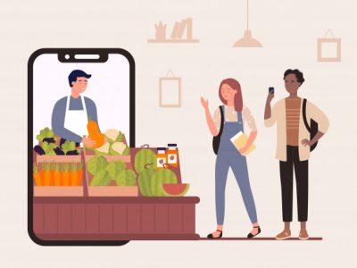 The Leading Edge Grocery Delivery App Solution