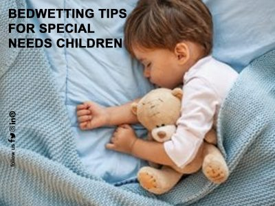 Bedwetting alarms for child