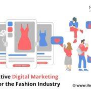 digital marketing in fashion industry