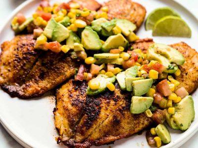 Fish Dishes Recipes